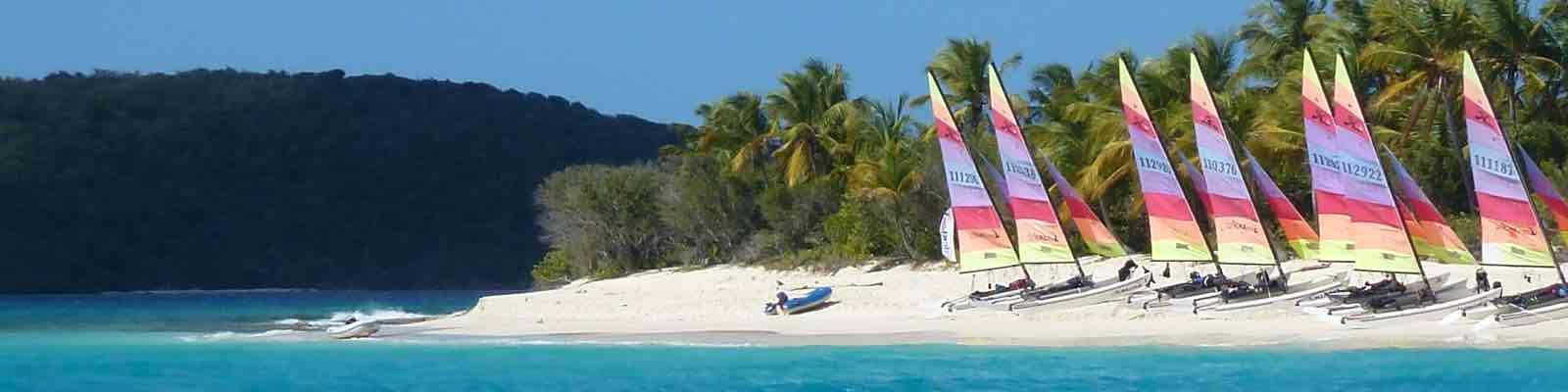 Cabin Charter Sailing